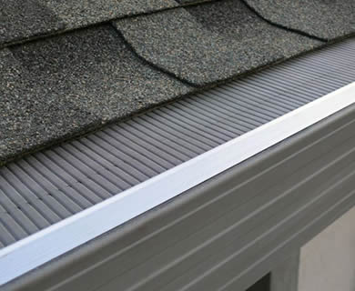 Micro Mesh Gutter Guards Designed For Small Debris